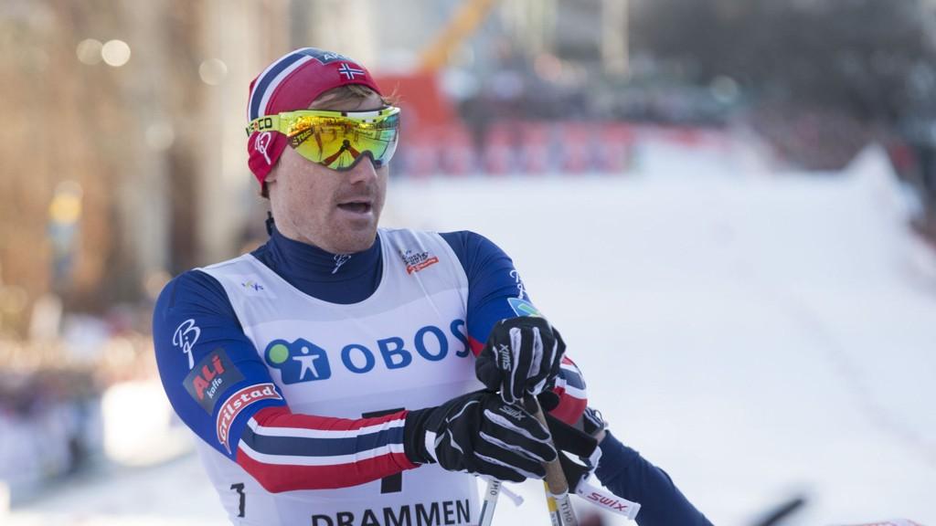 VRAKET: Timo André Bakken.
