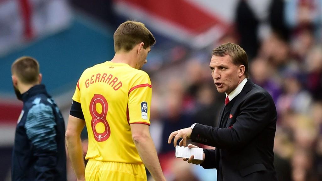 TRO PÅ SEG SELV: Brendan Rodgers mener han er rett mann til å lede Liverpool.