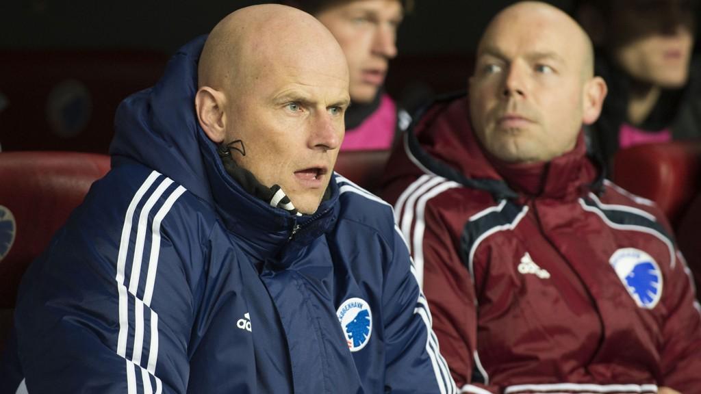 SKADEPLAGET: Ståle Solbakkens FC København sliter med store skadeproblemer.