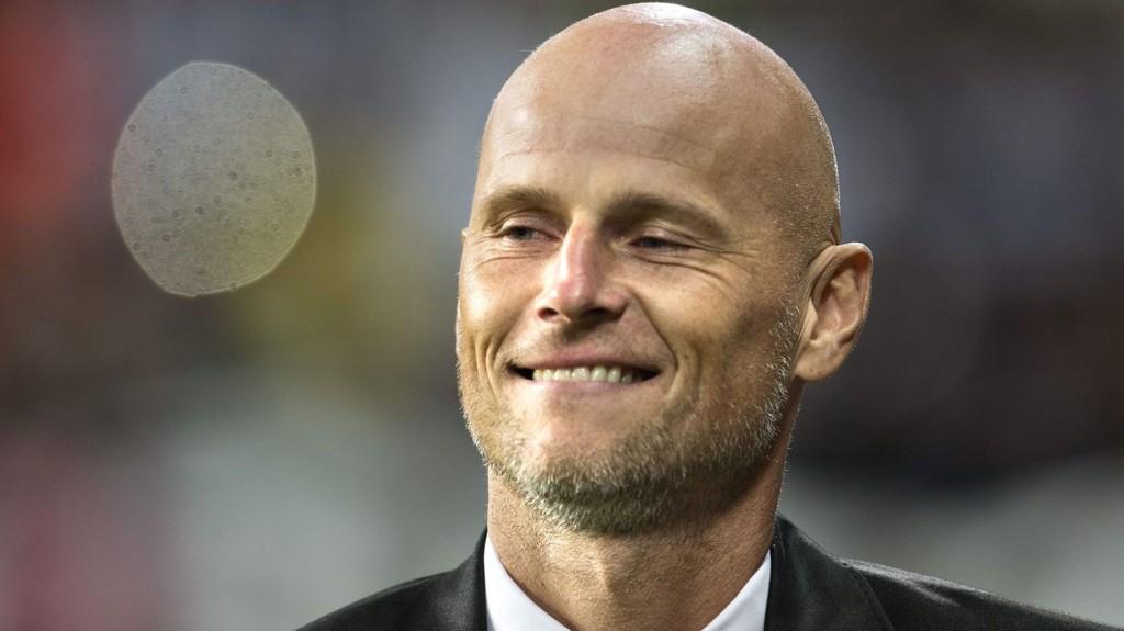 FORTSERKER: Ståle Solbakken henter en slovensk landslagsspiller.