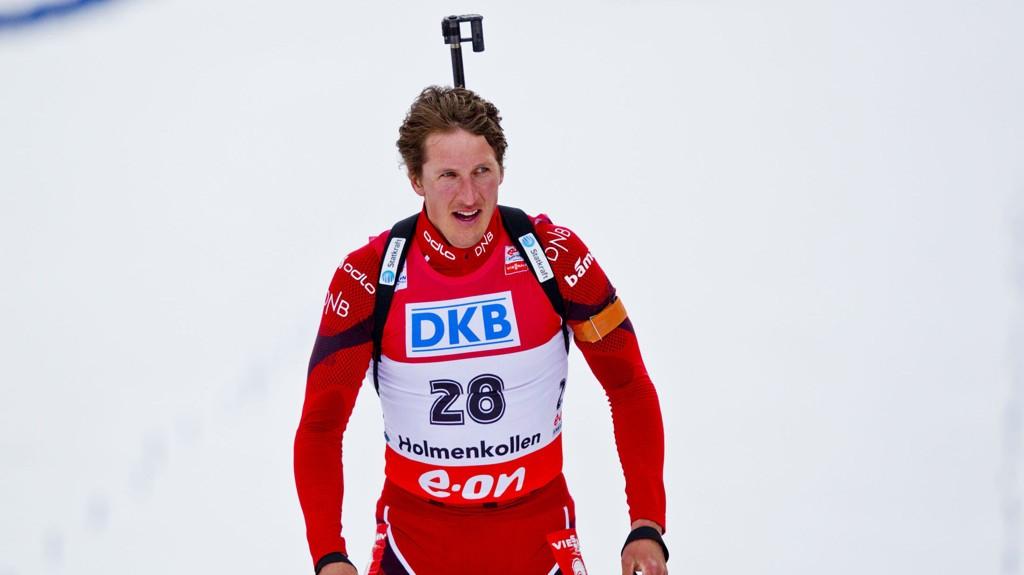 BLIR TRENER: Lars Berger skal umiddelbart jobbe for Norges skiskytterforbund.