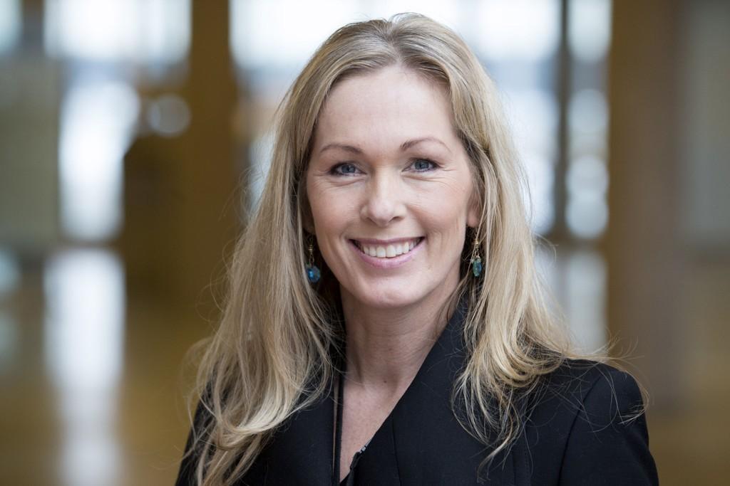Innovasjon Norge-sjef Anita Krohn Traaseth kutter kostnader.