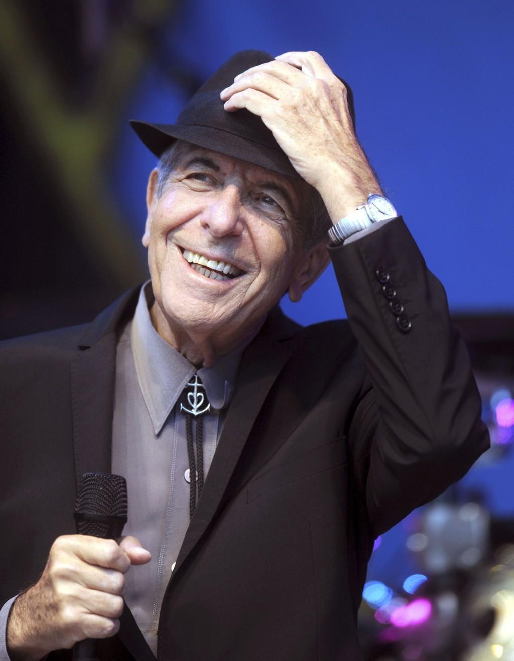 Storbritannias rikeste mann, Warner Music-eier Len Blavatnik, viser seg å være stor fan av Leonard Cohen (bildet), som imidlertid utgis på et konkurrerende plateselskap.