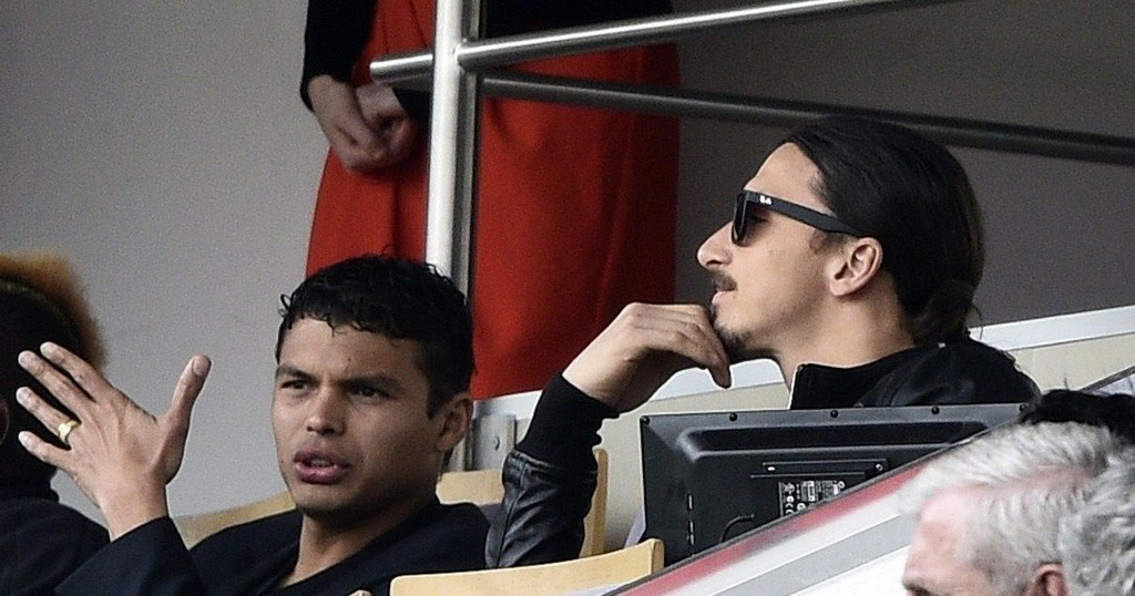 FÅR SLAKT: Zlatan Ibrahimovic (til høyre) får kraftig kritikk nok en gang.