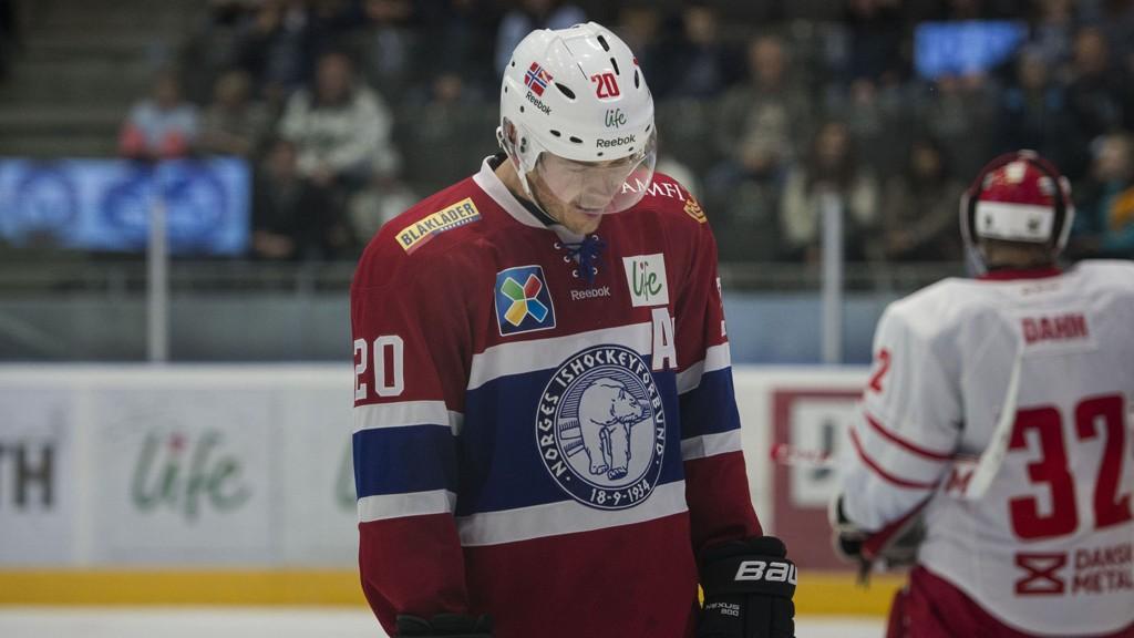 HJEM: Anders Bastiansen vender hjem til norsk hockey.
