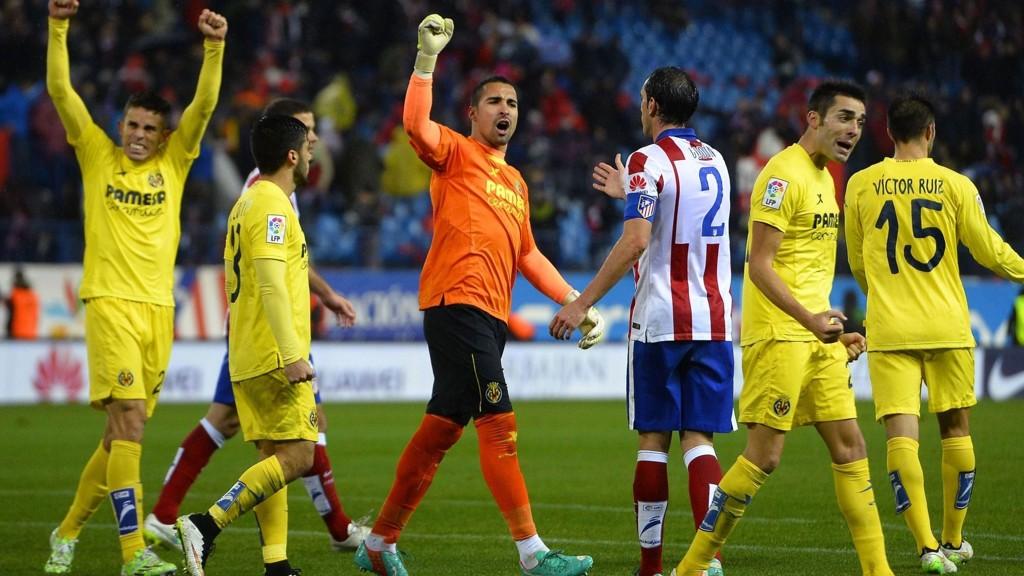 Villarreal er det eneste laget som har slått Atletico på bortebane denne sesongen, men i kveld tror vi klart mest på Madrid-klubben.