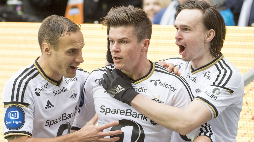 Rosenborg er en av våre sikre holdepunkter på midtukekupongen i Tipping.