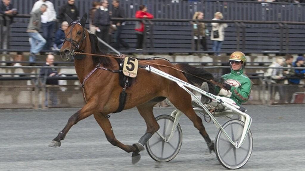 Bjørn Goop kjører dagens tyngste V4-favoritt