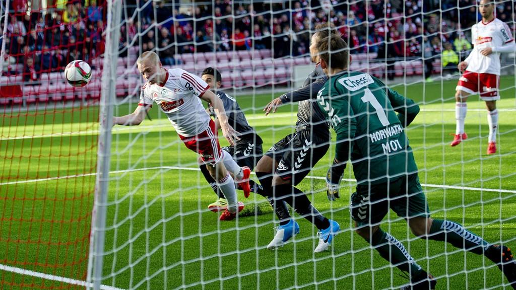 Henrik Kjelsrud Johansen (bildet) Filip Johansen Westgaard, Adam Straith og Håvard Åsheim er noen av Fredrikstad-spillerne som har slitt med skader denne sesongen.