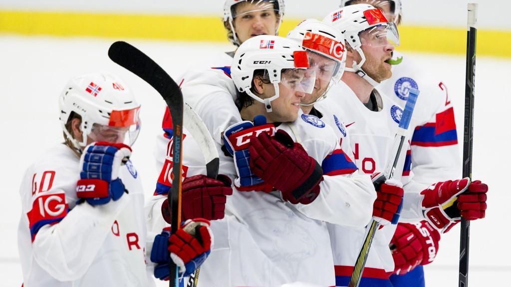 TV-SENDT: Norges VM-kamp mot Slovenia blir likevel sendt på TV.