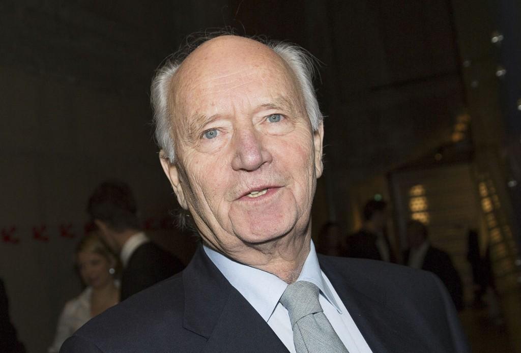 PRIS: Thorvald Stoltenberg har fått pris for sitt engasjement for rusavhengige.