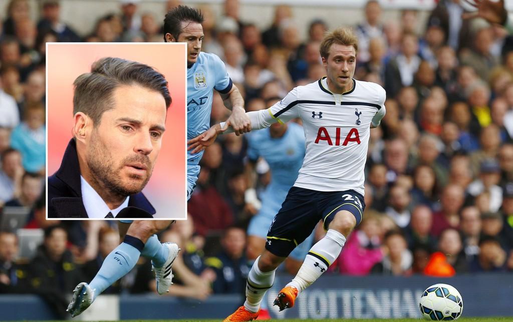 KRITISK: Jamie Redknapp er kritisk til Tottenham.