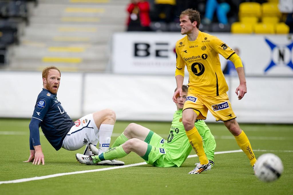 BUNNREKORD: Det er 16 år siden et lag slapp inn så mye mål som Bodø/Glimt har gjort denne sesongen i Tippeligaen.