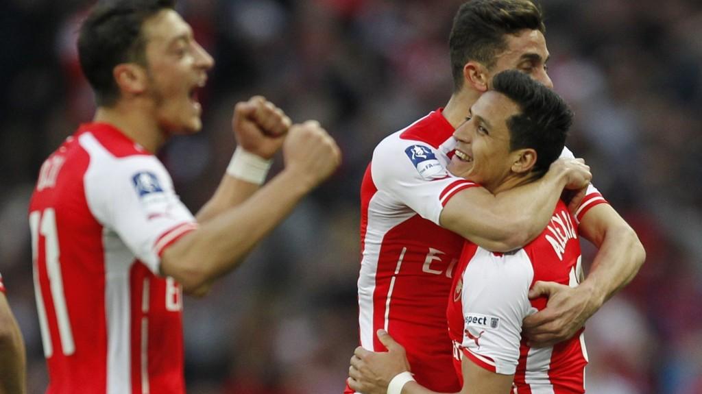 Arsenal har imponert stort i vårsesongen og bøtter inn mål om dagen.