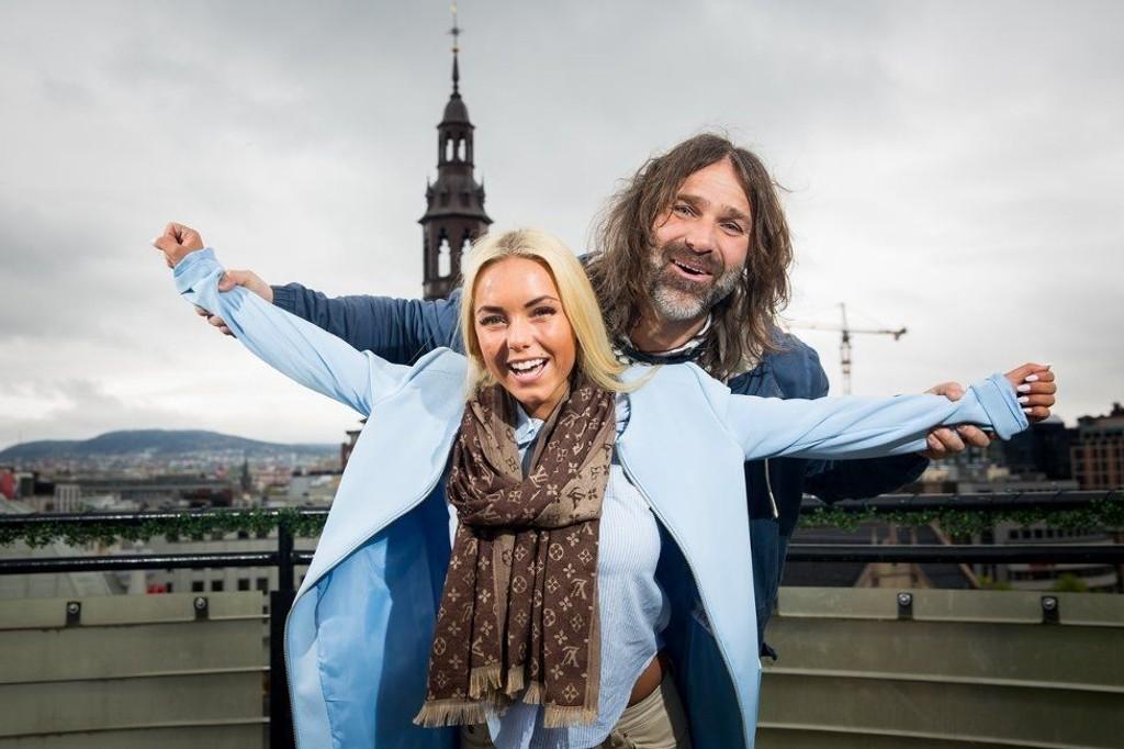 FENGER IKKE SEERNE: Men Maiken Olsen kan likevel slippe jubel løs etter at hun vant årets sesong av «Robinsonekspedisjonen».