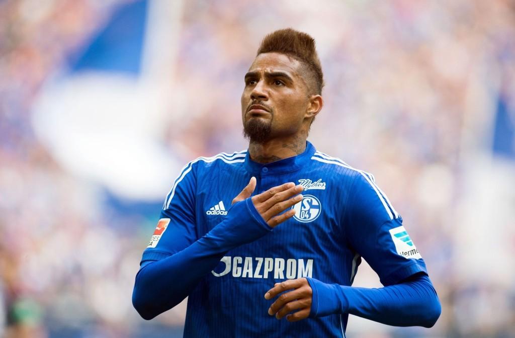 SPARKET: Kevin Prince-Boateng fikk sparken i Schalke.