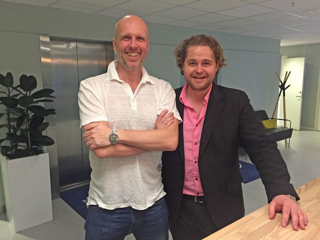 Økonomiredaktør Ole Eikeland og finansjournalist Niels Ruben Ravnaas slutter i Nettavisen for å starte egen virksomhet.