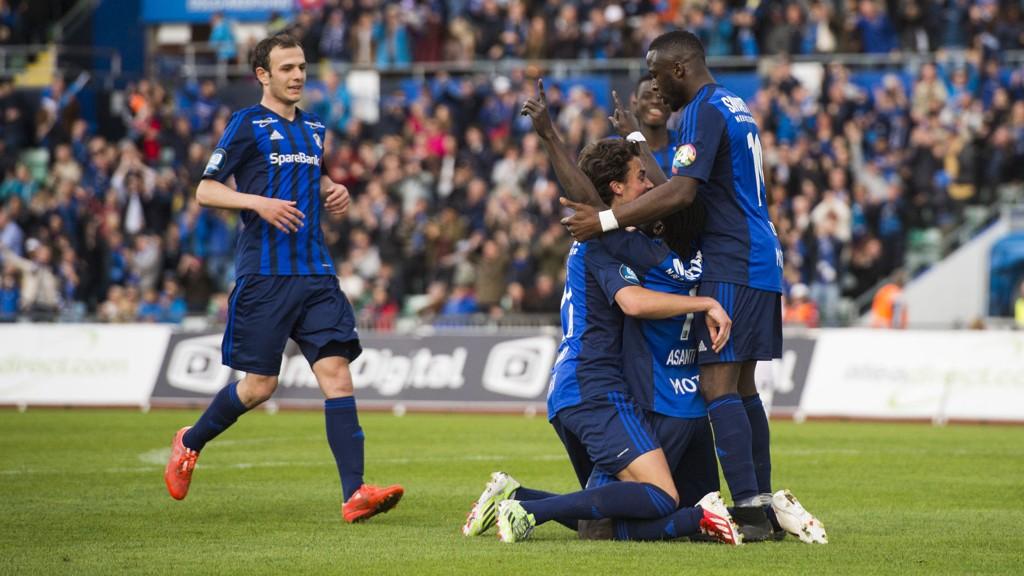 Rosenborgs sjokktap for Mjøndalen tirsdag innebærer at Stabæk har en gyllen sjanse til å komme likt med serielederen. Men da må det bli seier over Sandefjord i kveld.