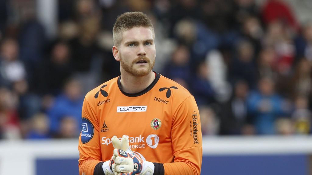 FÅR STØTTE: Både Lars Tjærnås og Kjetil Rekdal tror Gudmund Kongshavn vil vise seg som en god keeper i Tromsø.