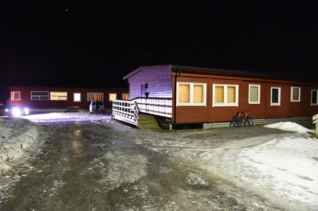 MOTTAK: Jarlen Asylmottak på Kyrksæterøra er ett av mange asylmottak i Norge.