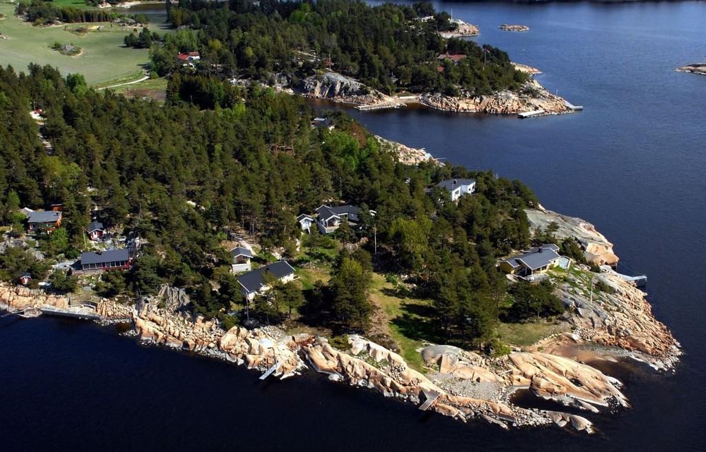 Mange vil ha hytte i Østfold.