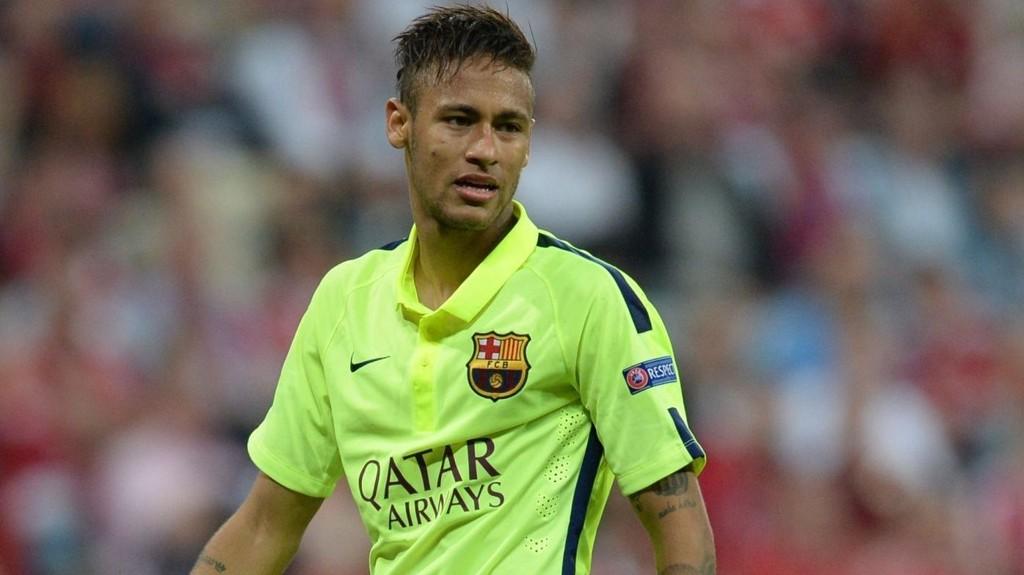 Barcelona havnet i trøbbel etter å ha sikret seg Neymar fra brasilianske Santos i 2013.