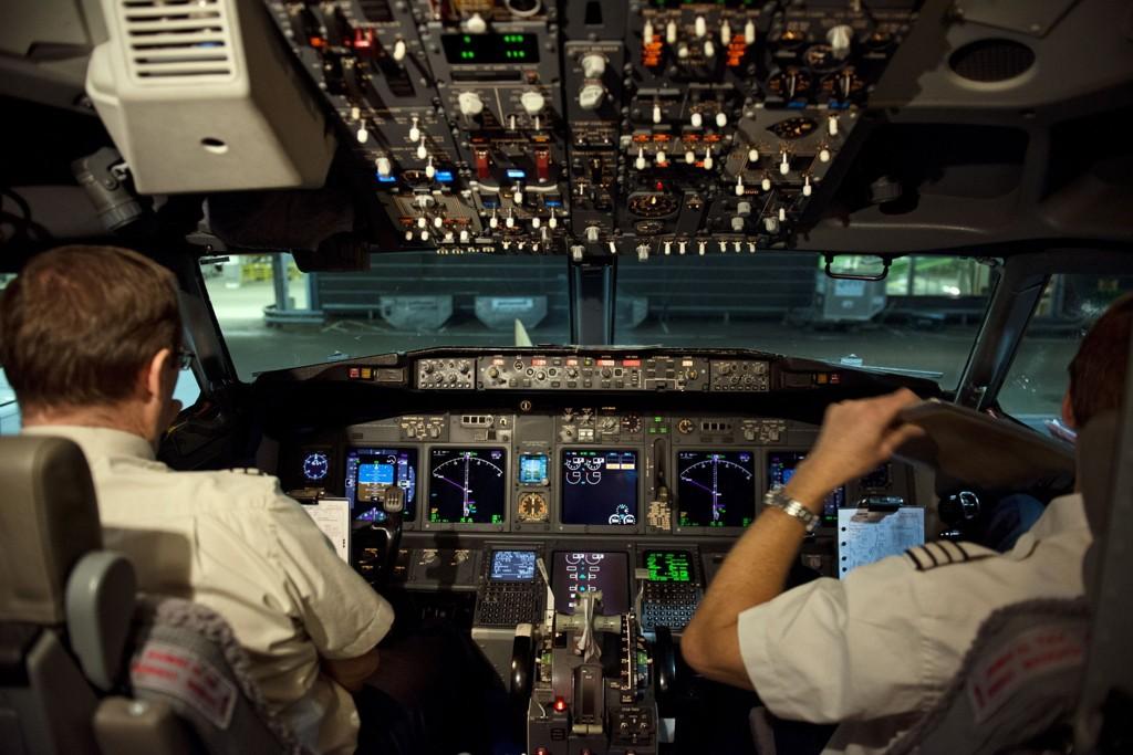 KAN BLI STREIK: Blir det ikke enighet i meklingen, vil litt over 300 SAS-piloter gå ut i streik.