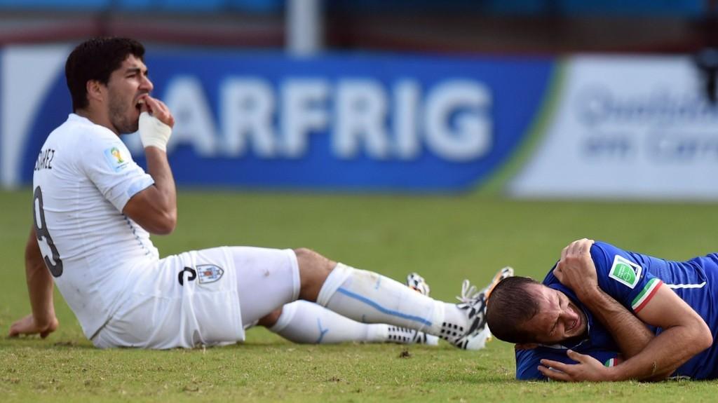 MØTES IGJEN: Barcelonas Luis Suárez må forberede seg på et par spesielle gjensyn i Champions League-finalen.