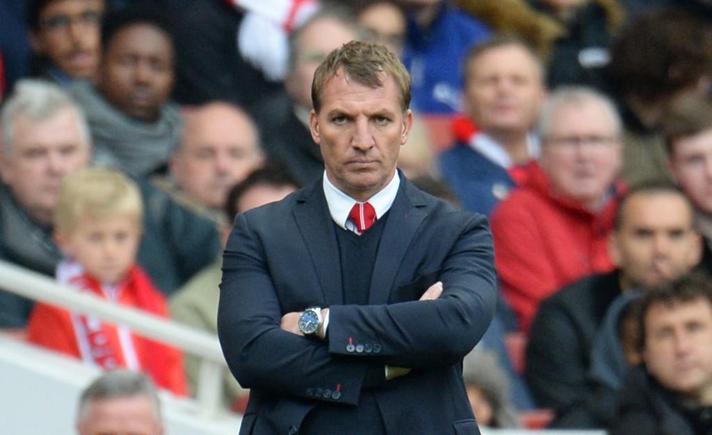 SKAL HANDLE? Liverpool-manager Brendan Rodgers skal være på utkikk etter nye spillere.