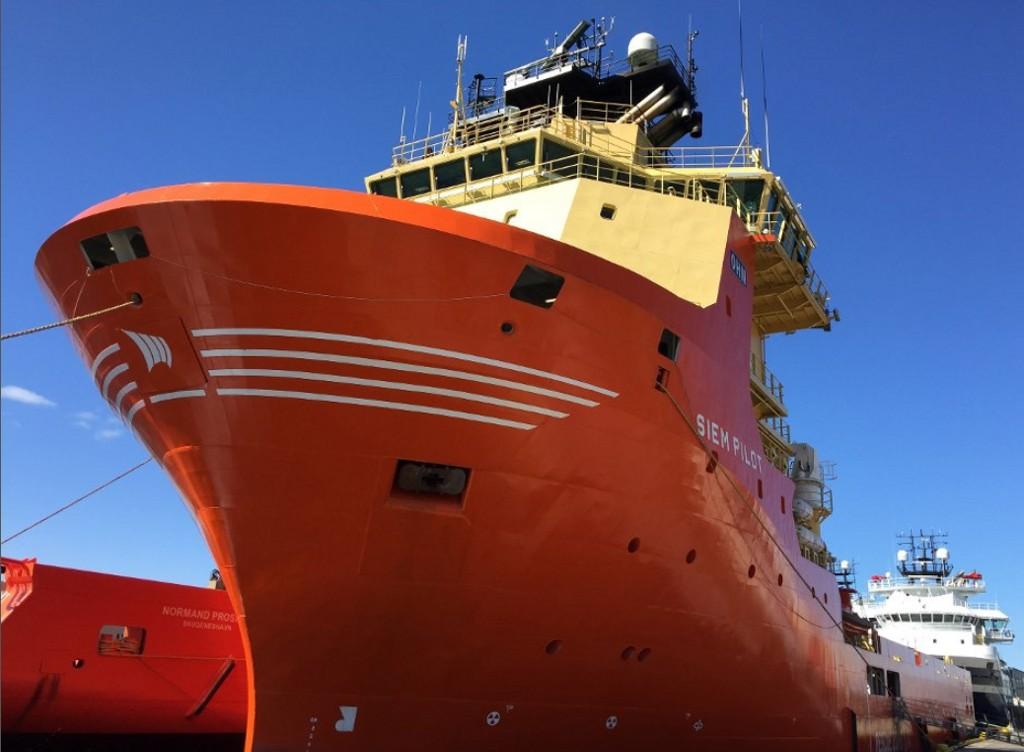 Dette er det norske skipet som skal redde båtflyktninger i Middelhavet.