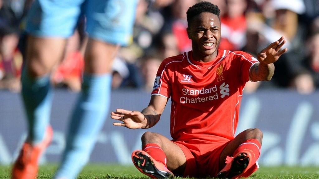 FORLATER LIVERPOOL: Raheem Sterling skal ha fortalt Brendan Rodgers at han ikke lenger ønsker å spille for Liverpool.