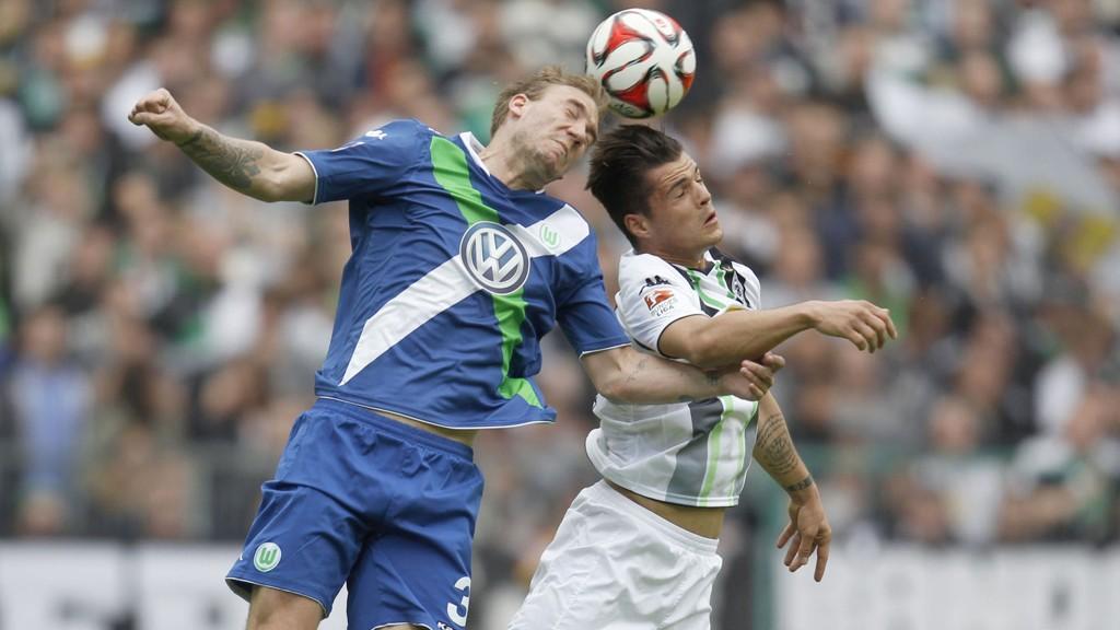 Nicklas Bendtner sliter på klubblaget.