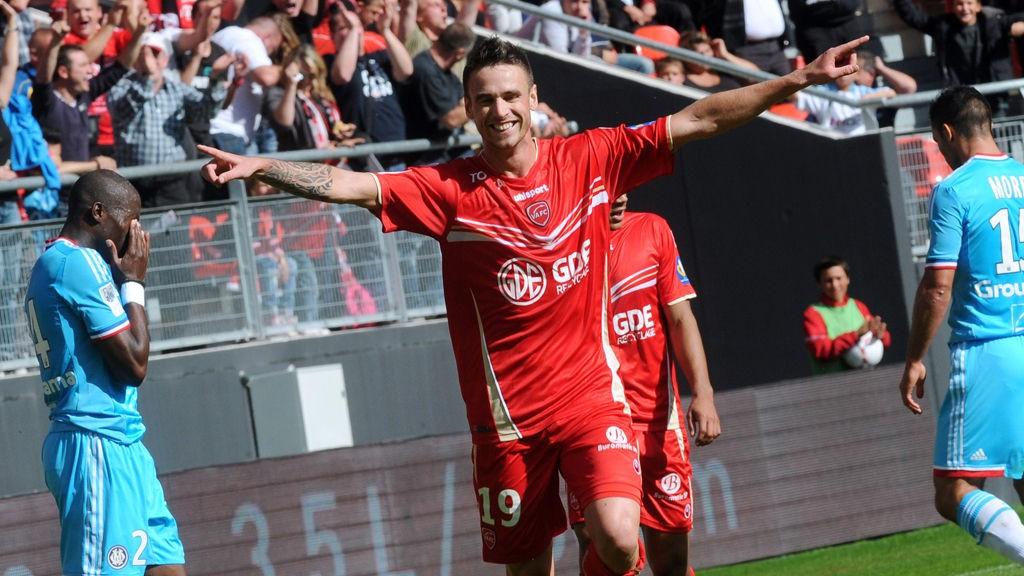 Anthony Le Tallec fikk aldri den karrieren han var spådd, men 30-åringen har vært en av Ligue 2s beste angrepsspillere denne sesongen og står oppført med 13 seriemål.