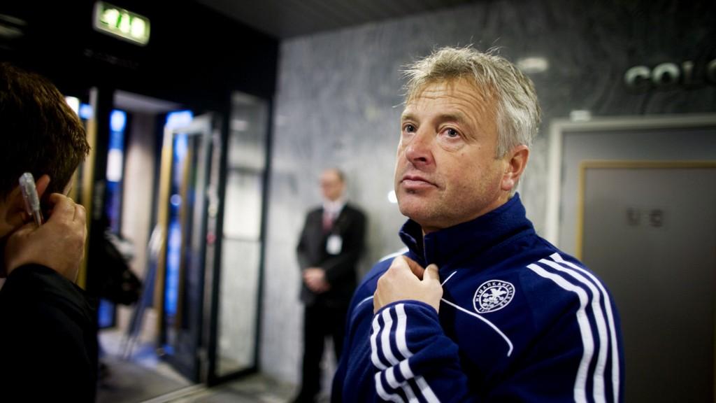 Arne Erlandsen er hentet inn som redningsmann for kriserammede Fredrikstad. Foto: Kyrre Lien / SCANPIX