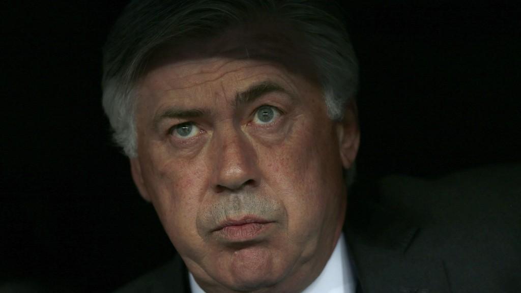 FERDIG: Carlo Ancelotti har fått sparken fra Real Madrid.