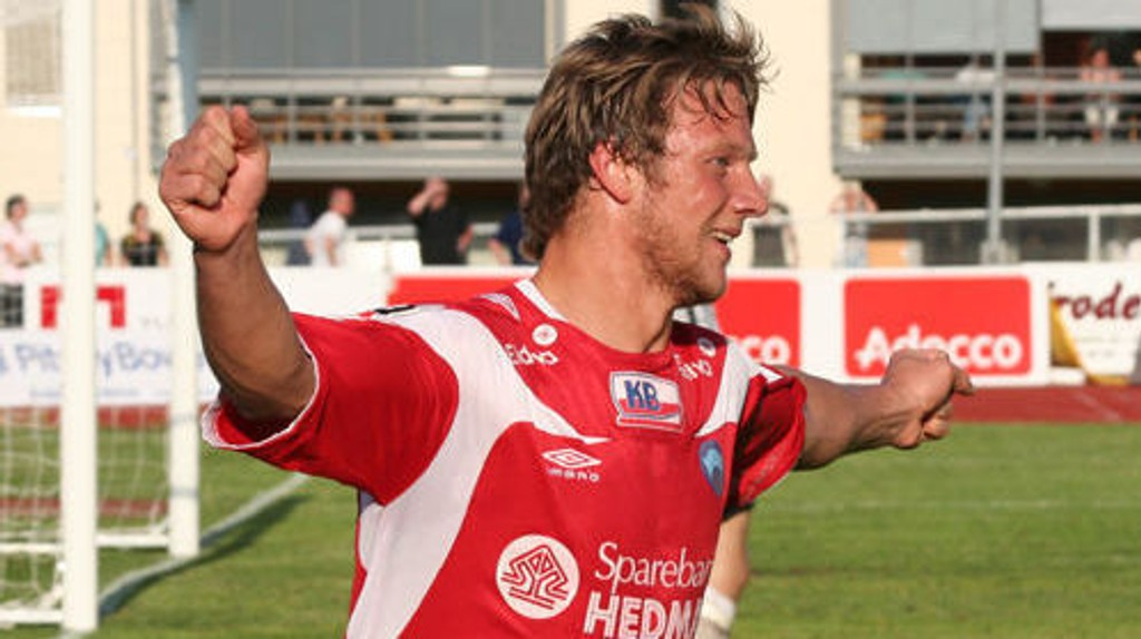 Degerfors-spissen Peter Samuelsson, som har en fortid i Kongsvinger, er toppscorer i Superettan med sju mål på ni kamper.