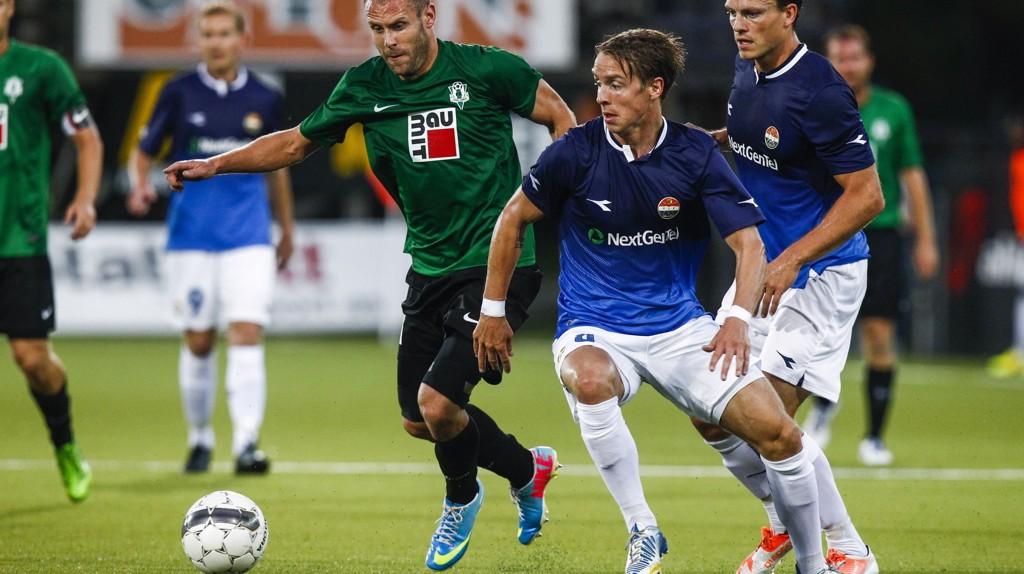 Strømsgodset tapte begge kampene mot Jablonec i kvalifiseringen til Europa League i 2013.