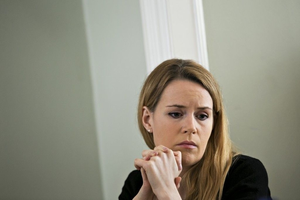 Daglig leder av tenketanken Minotenk Linda Alzaghari synes tallene i undersøkelsen er skremmende.