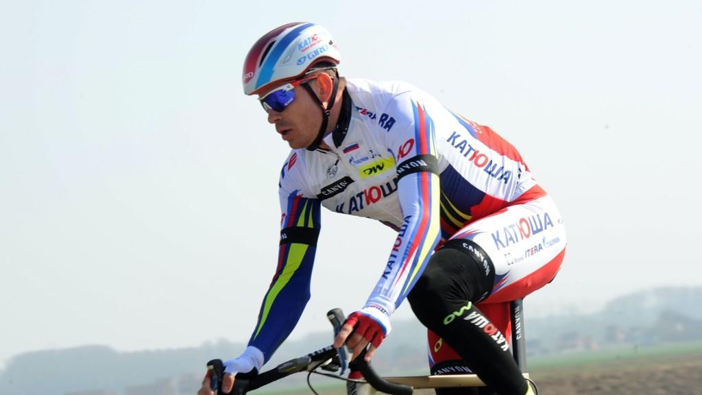 Alexander Kristoff tok sin annen strake etappeseier i Tour des Fjords torsdag på etappen fra Jondal til Haugesund.
