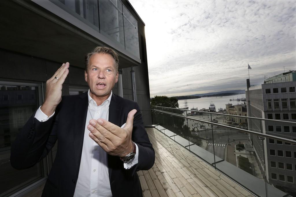Toppsjef i Heitec-Vision, Ole Ertvaag, har kjøpt praktvilla i Stavanger.