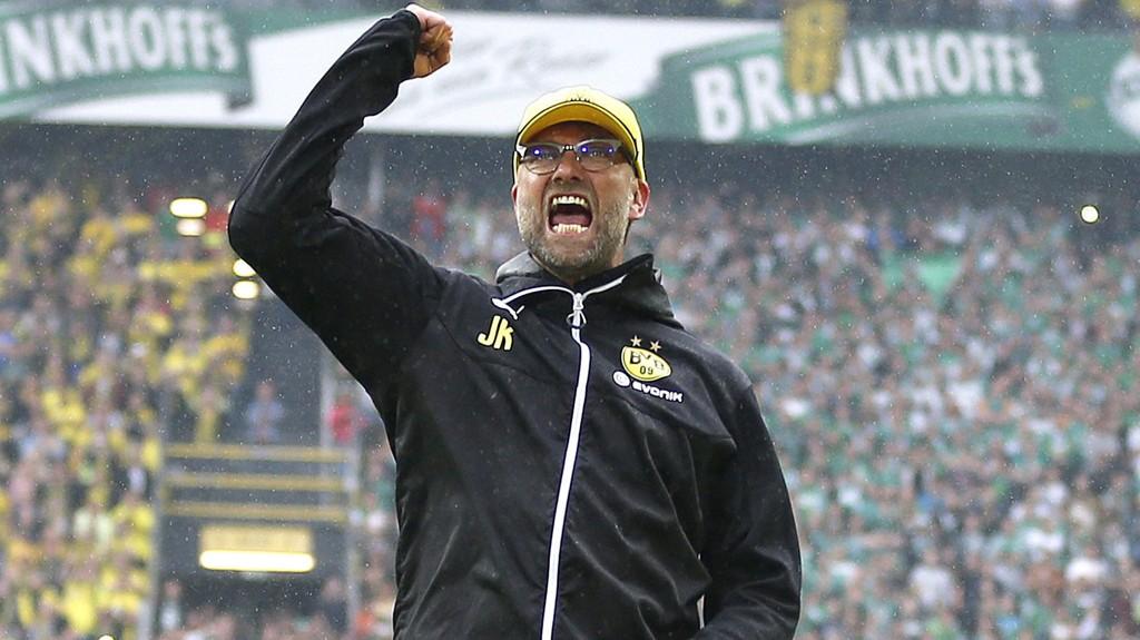 Jürgen Klopp gir seg som trener i Borrussia Dortmund etter sju begivenhetsrike år i klubben.