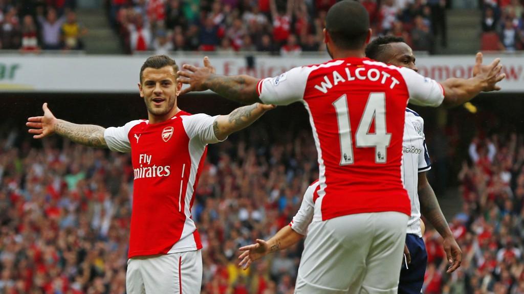 Arsenals Theo Walcott har vært en åpenbaring på tampen av sesongen etter den lange skademarerittet.