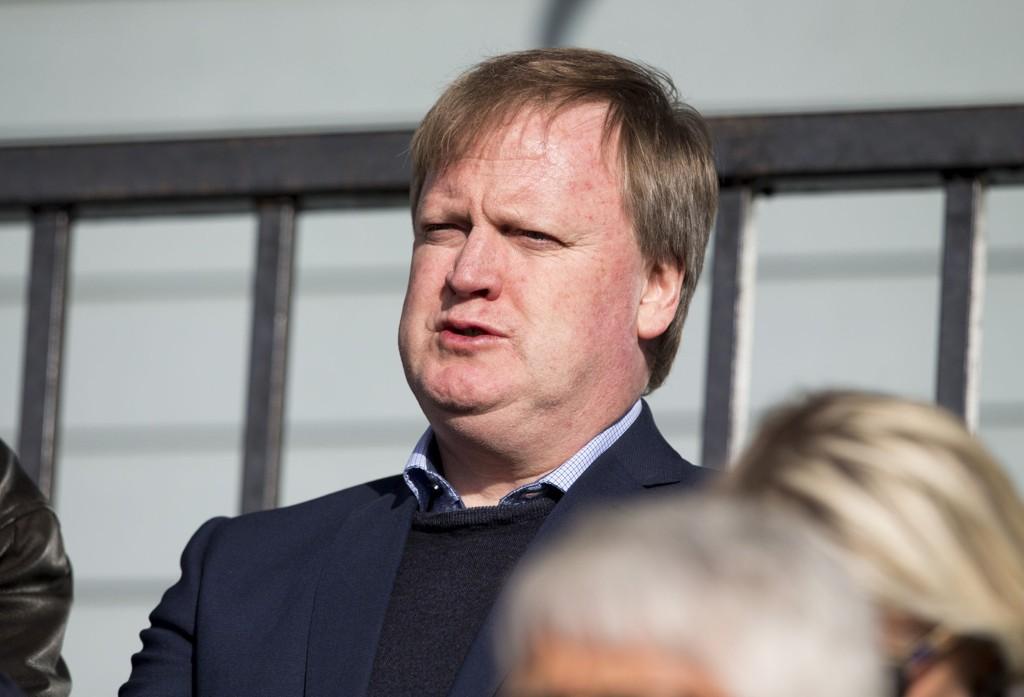 VRAKET: Fotballpresident Yngve Hallén fikk ikke tillit i idrettsstyret.