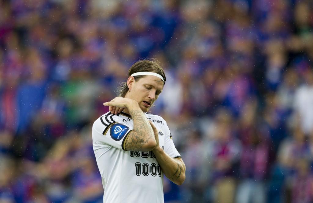 FORLATER ROSENBORG: Stefan Strandberg forlater Rosenborg for å leve ut proffdrømmen.