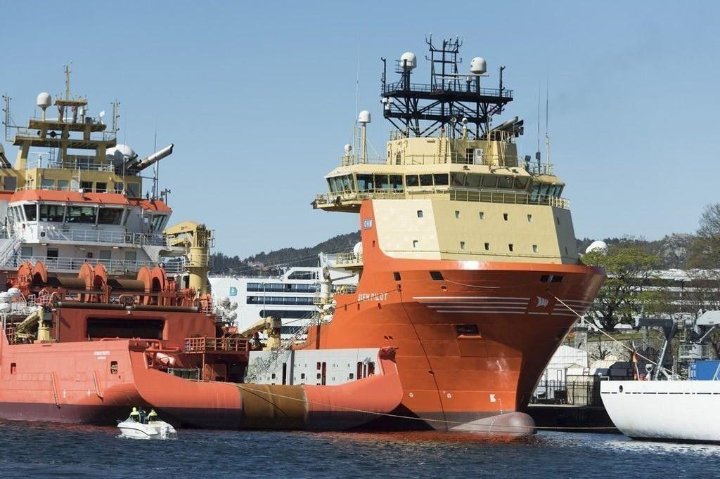 Supplyskipet Siem Pilot deltar i Triton-operasjonen i Middelhavet som del av Norges bidrag til innsatsen knyttet til flytningstrømmen over Middelhavet.