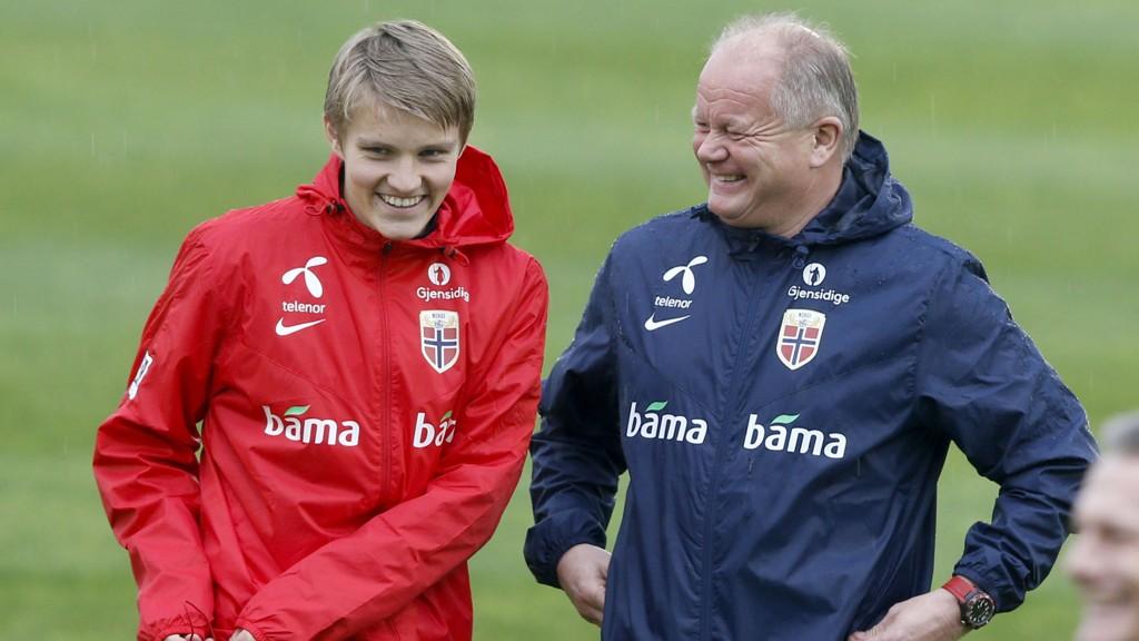 Scorer Martin Ødegaard på Ullevaal i kveld?