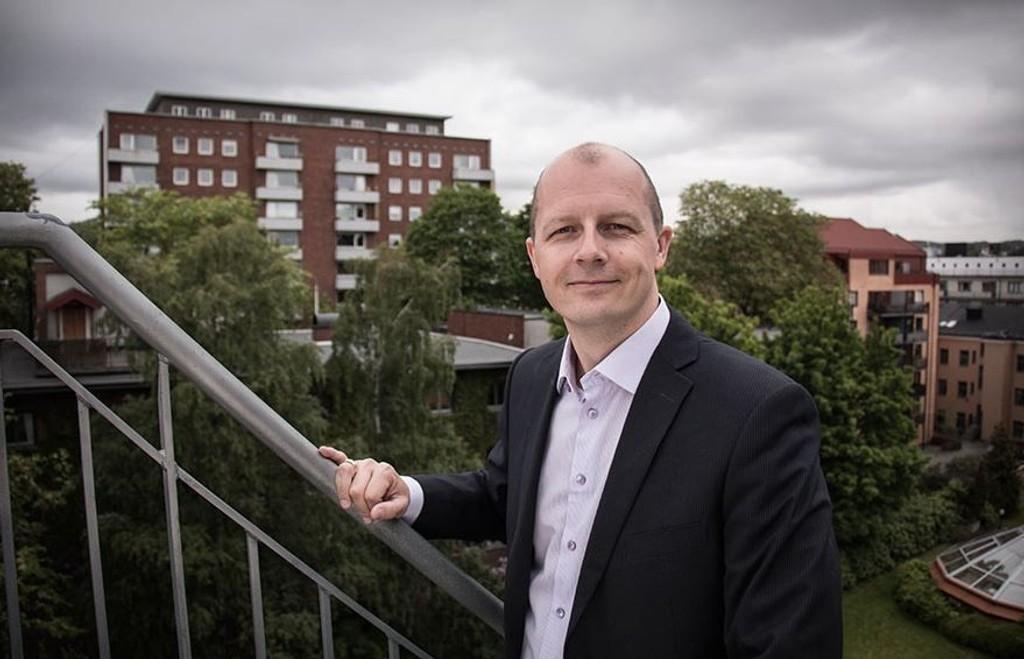 Documaster som ledes av Pål Reinert Bredvei kan bli en ny norsk eksportvare.FOTO: Henrik Hanssen