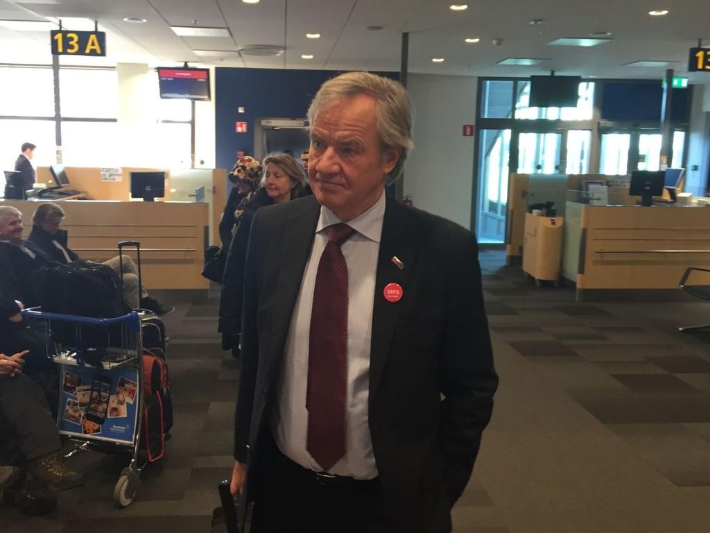 Norwegians sjef Bjørn Kjos mener eneste tabbe de siste årene var å sette i gang med Dreamliner-ruter for tidlig.