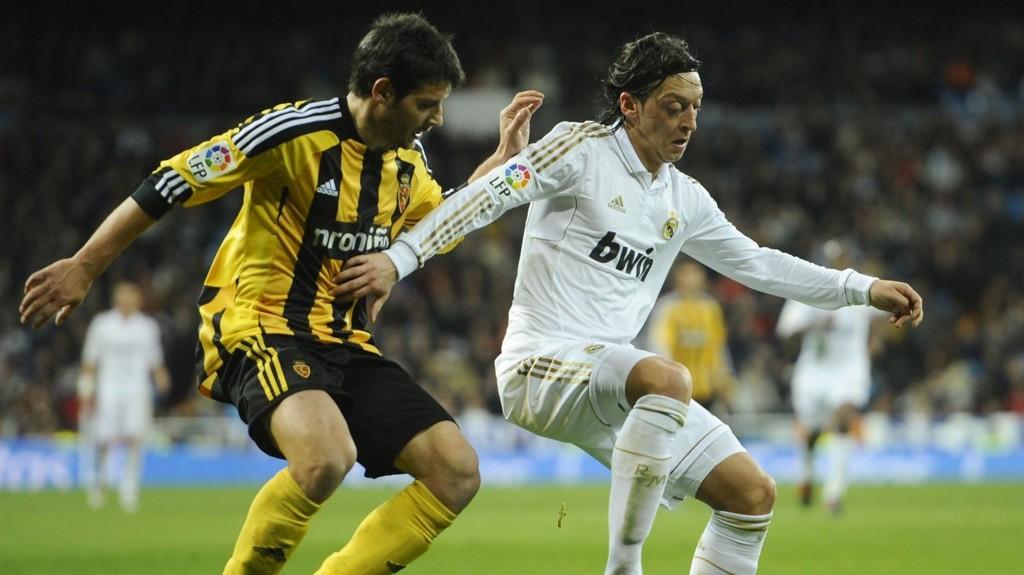 Real Zaragoza spilte i La Liga fra 2008 til 2013, men har tilbragt de to siste sesongene på nest øverste nivå i Spania.
