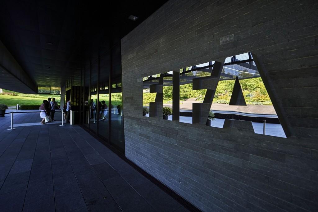 FIFAs hovedkvarter i Zürich.